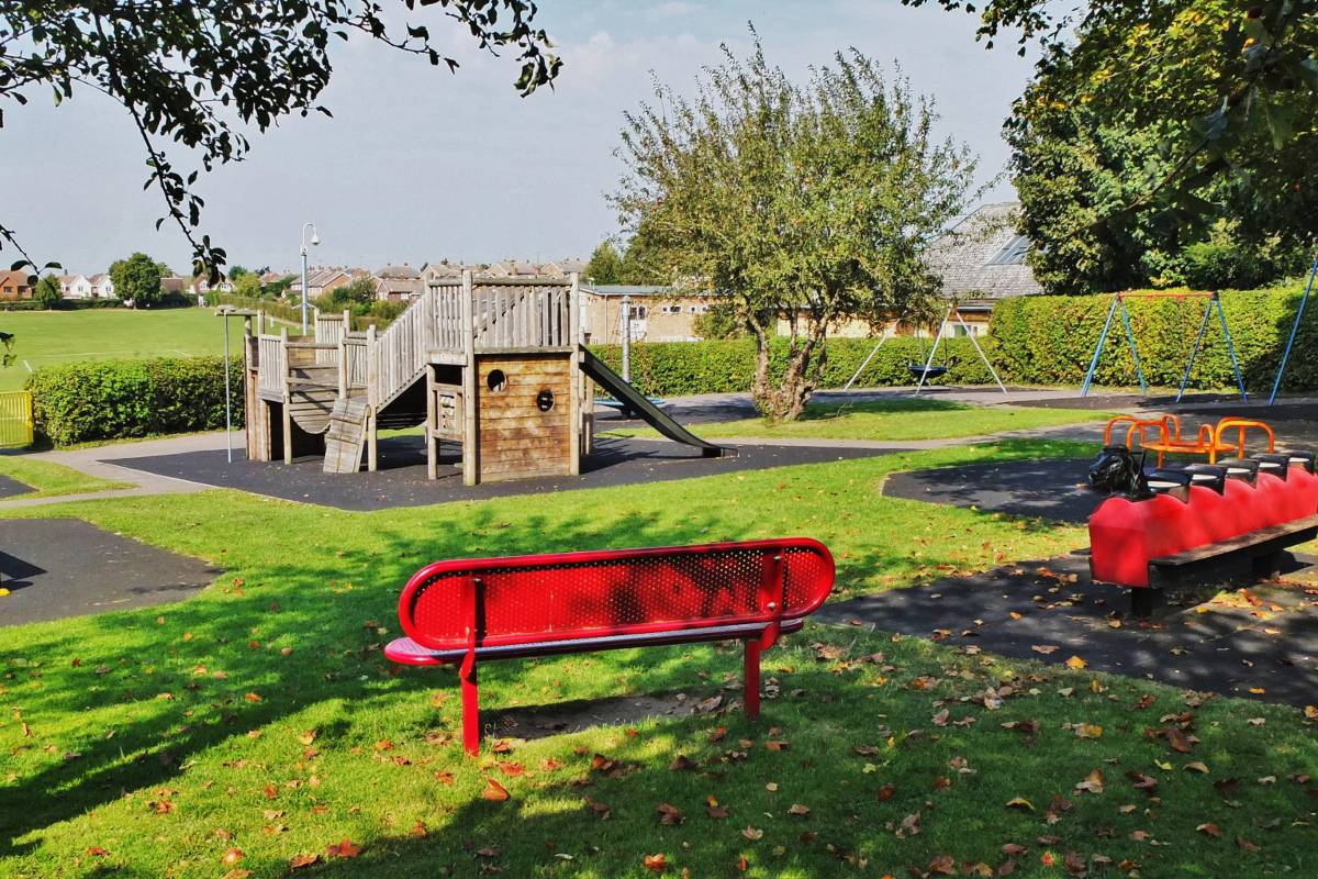 Twyford Playground in Berkshire