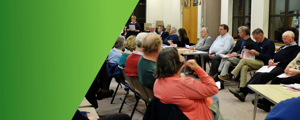 Twyford Parish Council Meetings in Twyford, Berkshire