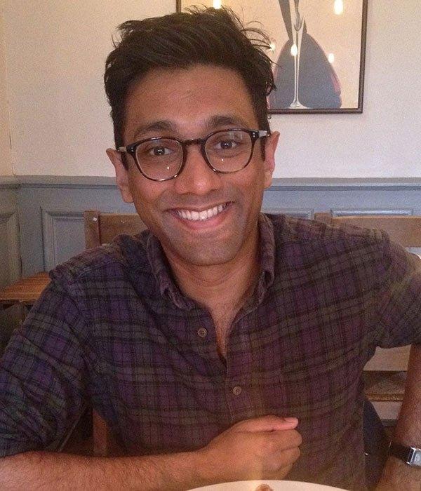 Rohan Abeywardana headshot