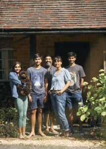 Doorstep Photography - The Mistry Family