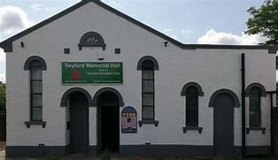 Twyford Snooker Club Building